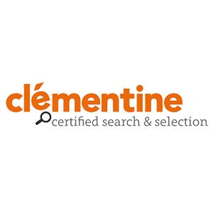 Logo Clémentine recrutement