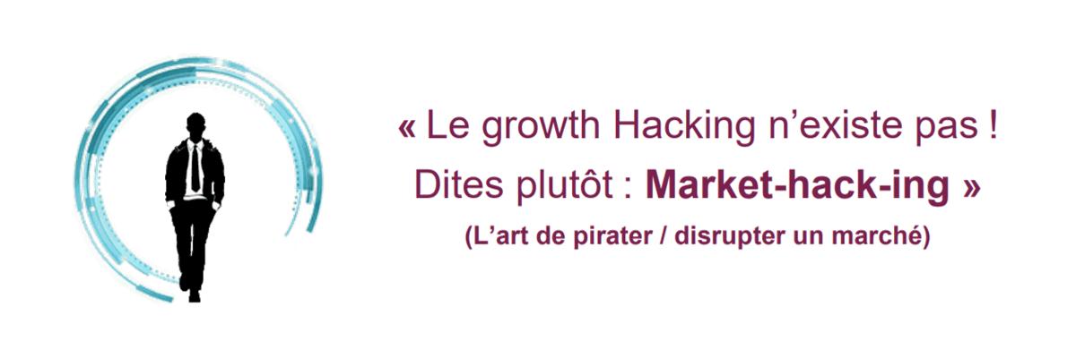 Memoire le growth hacking n'existe pas